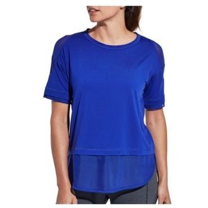 Calia by Carrie Underwood Mesh detail Workout Top